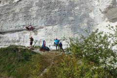 Val-St-Martin - La sanglante (5b)