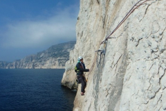 Calanques - Cap Morgiou - Face au Large