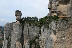Jonte - Cirque des vases