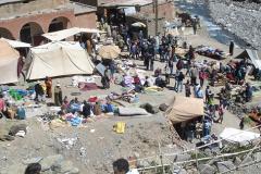 Taghia - Marché de Zaouiat Ahansal
